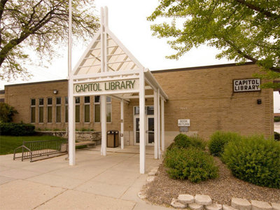MPL breaks ground on new Good Hope Library project - OnMilwaukee