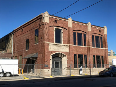 Urban spelunking: New Plum Media headquarters in the Menomonee Valley