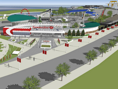 Summerfest shares details of new North Gate project