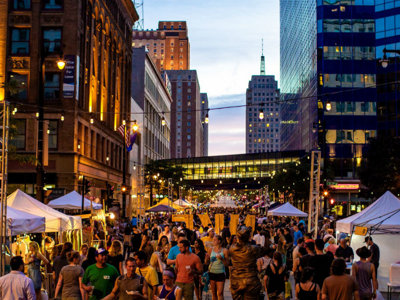 NEWaukee Night Market Image