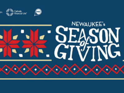 Newaukee's Season of Giving is a chance for you to give back