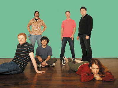 Powerful Bonds: The New Pornographers