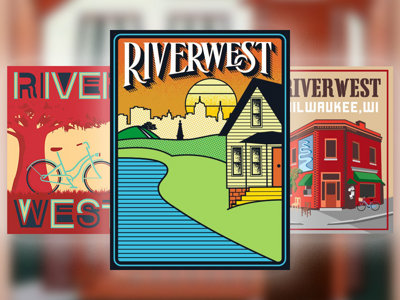Winning Riverwest neighborhood sign revealed at Center Street Daze
