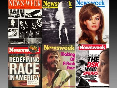 No more Newsweek?