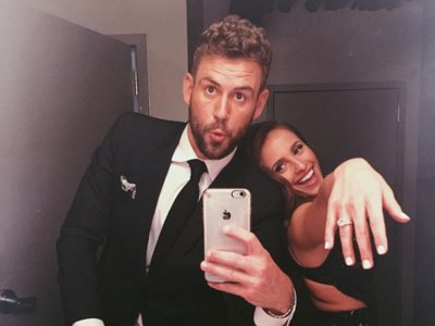 Love is dead: Nick Viall and Vanessa Grimaldi have broken up