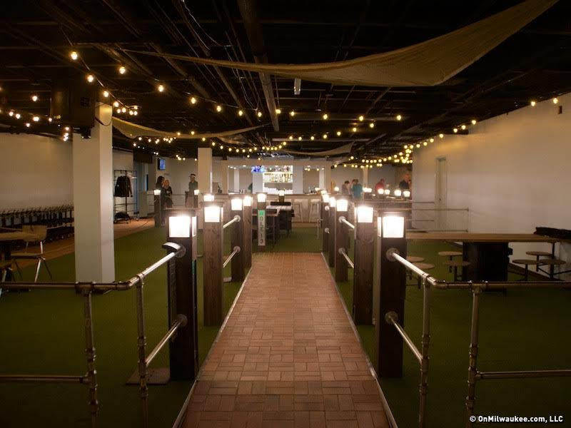First Look Nine Below Mini Golf Tavern Is Open Quot Fore Quot Business Onmilwaukee