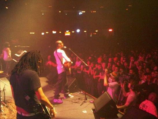 Nirvana's concert surv...