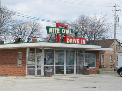 The Nite Owl reopened