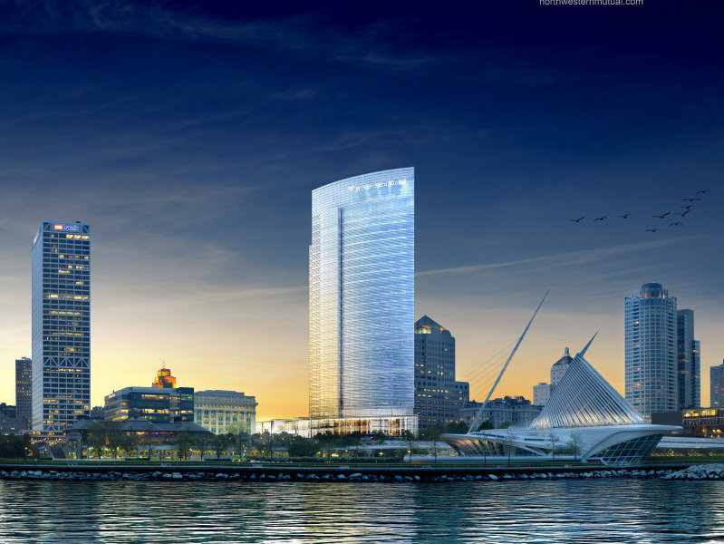 Northwestern Mutual continues to rise here in Milwaukee and across the country. Its annual convention opens this week.