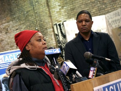 ACLU suit alleges MPD