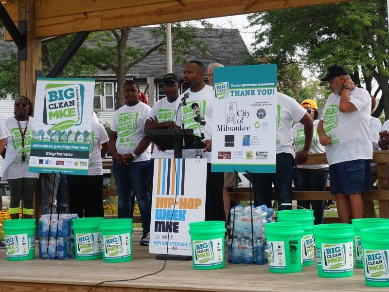 Big Clean MKE aims to spruce up city neighborhoods - OnMilwaukee