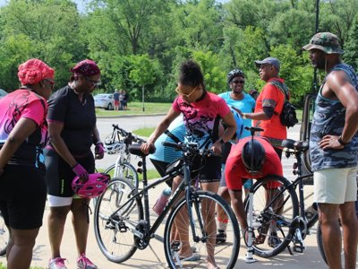 bicycling los angeles county brady patrick
