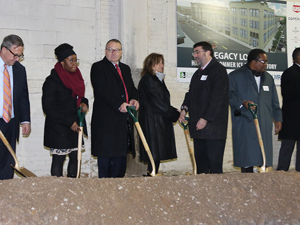 New Legacy Lofts complex sparks high hopes in Lindsay Heights community Image