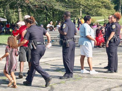 Annual District 3 National Night Out tries to bridge police and community divide