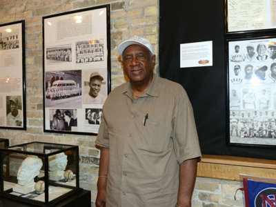 Arts @ Large exhibit explores history of civil rights and baseball