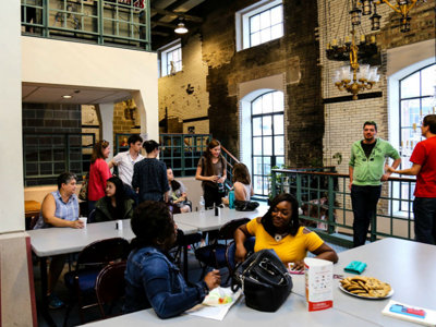 Rep program gives teens a chance to take to stage as paid performers