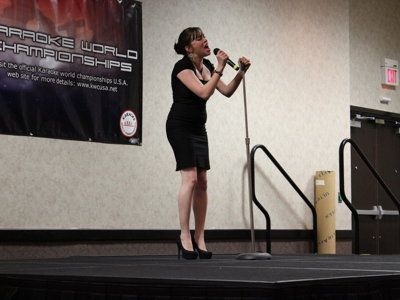 West Bend singer competes in Karaoke World Finals
