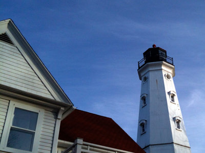 Northpoint Lighthouse tour provides a new perspective