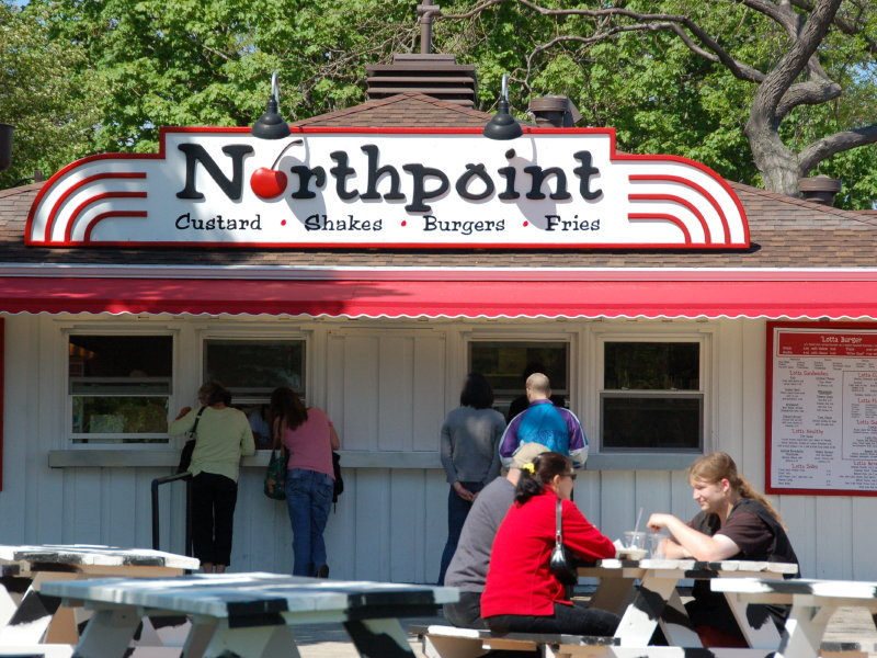 Northpoint Custard serves more than just the basic burger.