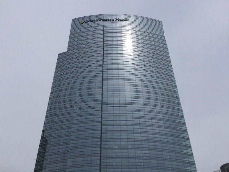 VIDEO: Tour of the new Northwestern Mutual Tower and Commons  Image