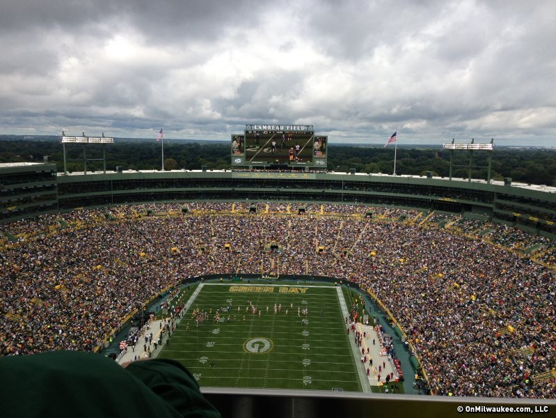 Green Bay offers a lot outside of the walls of Lambeau Field.