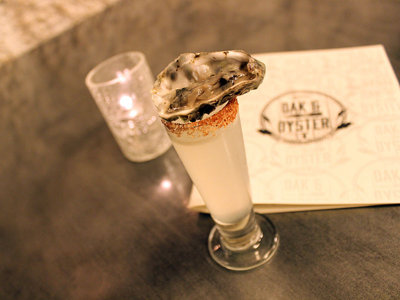 Oak & Oyster opens Friday and it promises to be a pearl Image