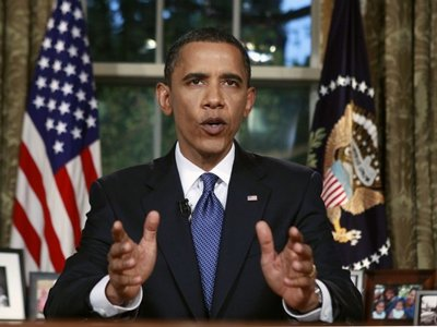 Transcript: Obama addresses Gulf oil spill