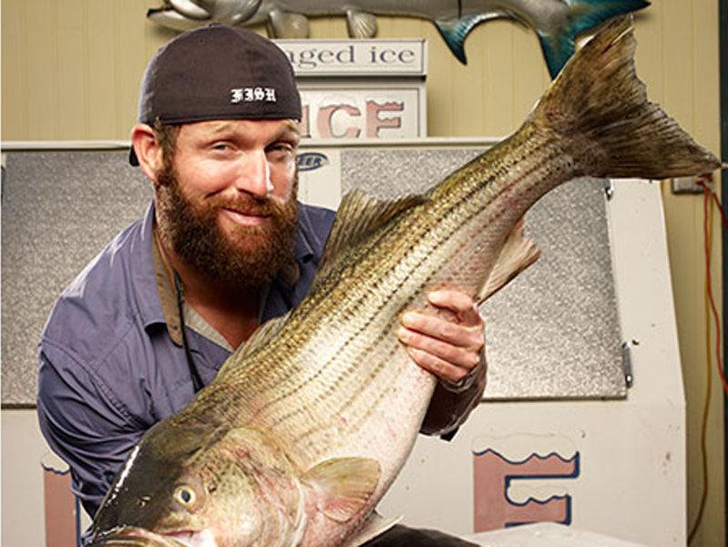 Extreme hookup fishing show