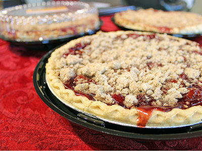 Eat this now: Mr. Dye's Pies brandy old fashioned cherry pie