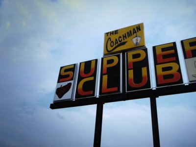 Supper club documentary Image