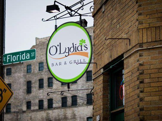 There are changes on the horizon for O'Lydia's.