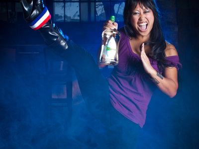 Bartender Olympian: Linda Kay of Whiskey Bar