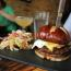 On the Burger Trail: The house burger at Easy Tyger Image