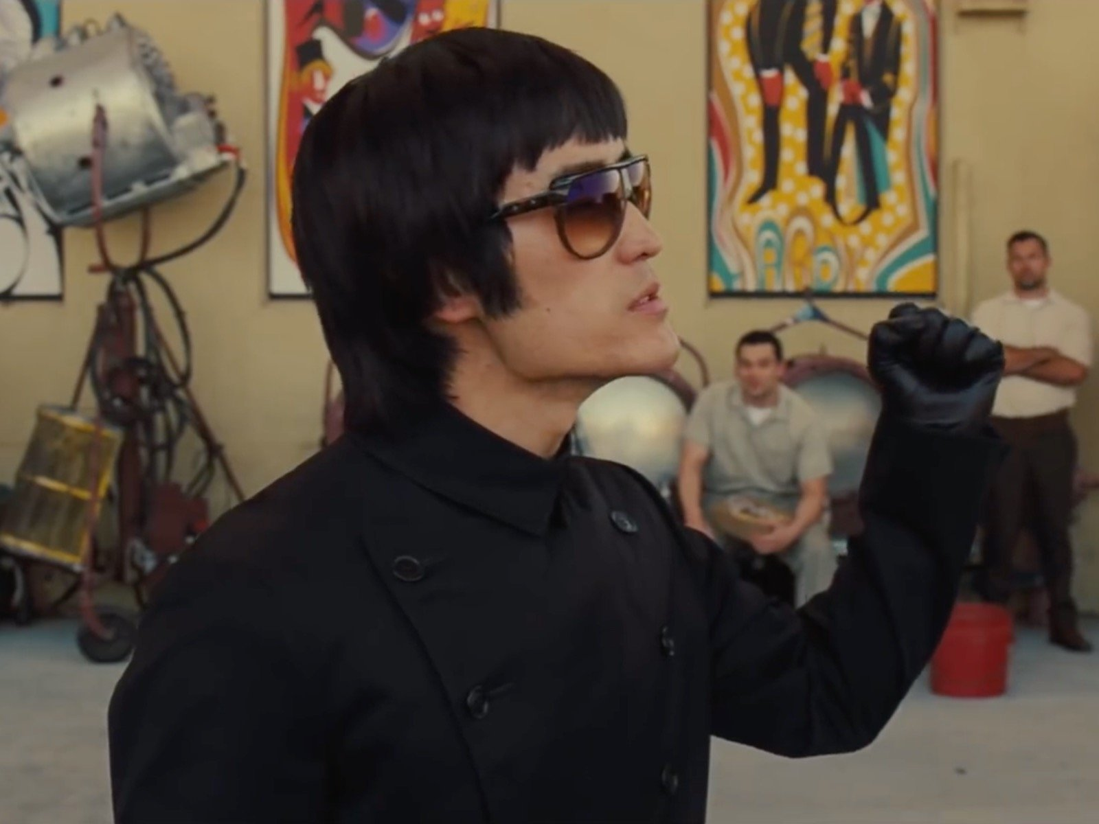 Meet The Wisconsin Man Behind Bruce Lee In Once Upon A Time In