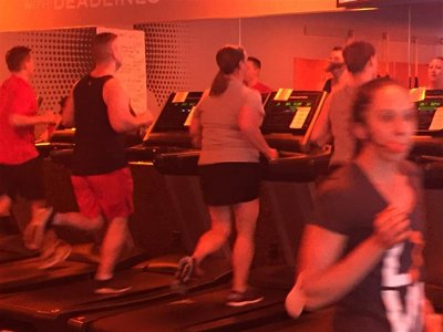 My 5 a.m. dive into Orangetheory