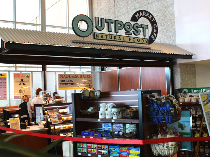 The Outpost Market Cafe at Aurora Sinai Medical Center