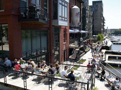Drinking Outside The Box: Our Favorite Bar Patios