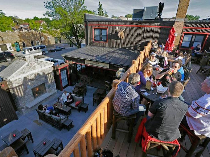 Outdoor drinking guide - OnMilwaukee