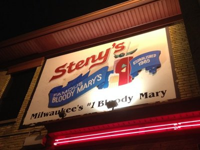 Out for bloodies: Steny's