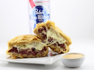 Greatest Milwaukee sandwich ever? The Pabst Blue Reuben
