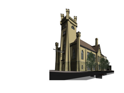 Pabst brewery advances Image