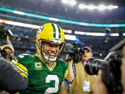 19 photos of the Packers' Mason Crosby having the best day ever