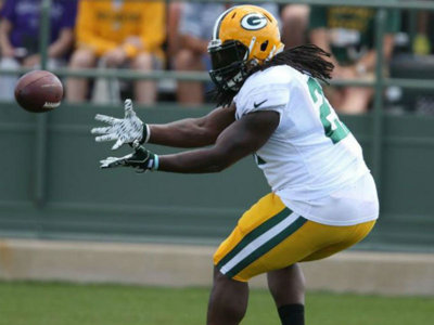 Eddie Lacy's weight no longer Packers' problem, as big back signs with Seattle