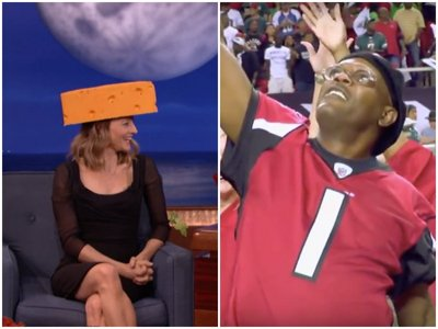 Packers vs. Falcons: Who has the better celebrity fans? Image