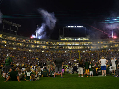 Packers Family Night at Lambeau Field set for Aug. 5