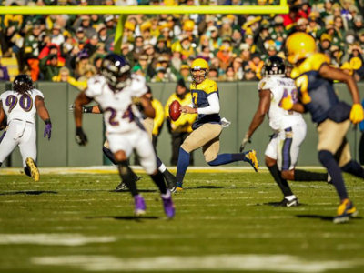 The rambling, non-recap Packers game review: Week 11 vs. Ravens