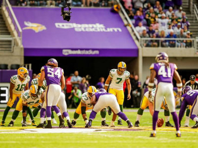 The rambling, non-recap Packers game review: Week 6 vs. Vikings