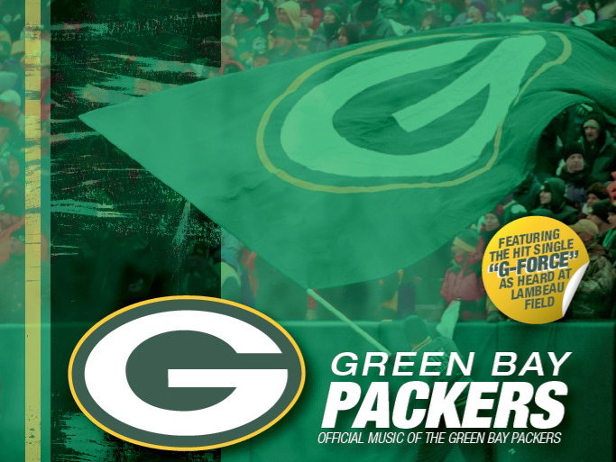 Banshee Music and the Packers released a CD of songs played at Lambeau Field.