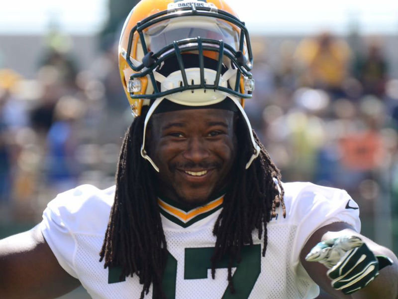 Eddie Lacy Weight 7 Packers who l...