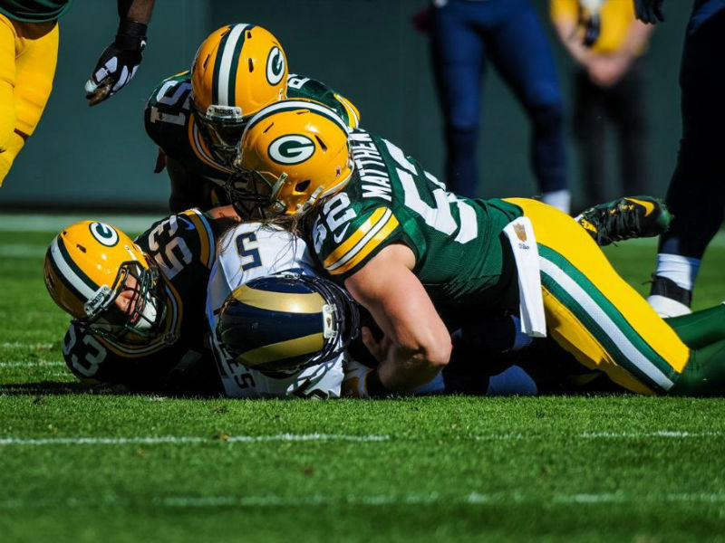5 Biggest Takeaways From The Packers 24 10 Win Over The Rams